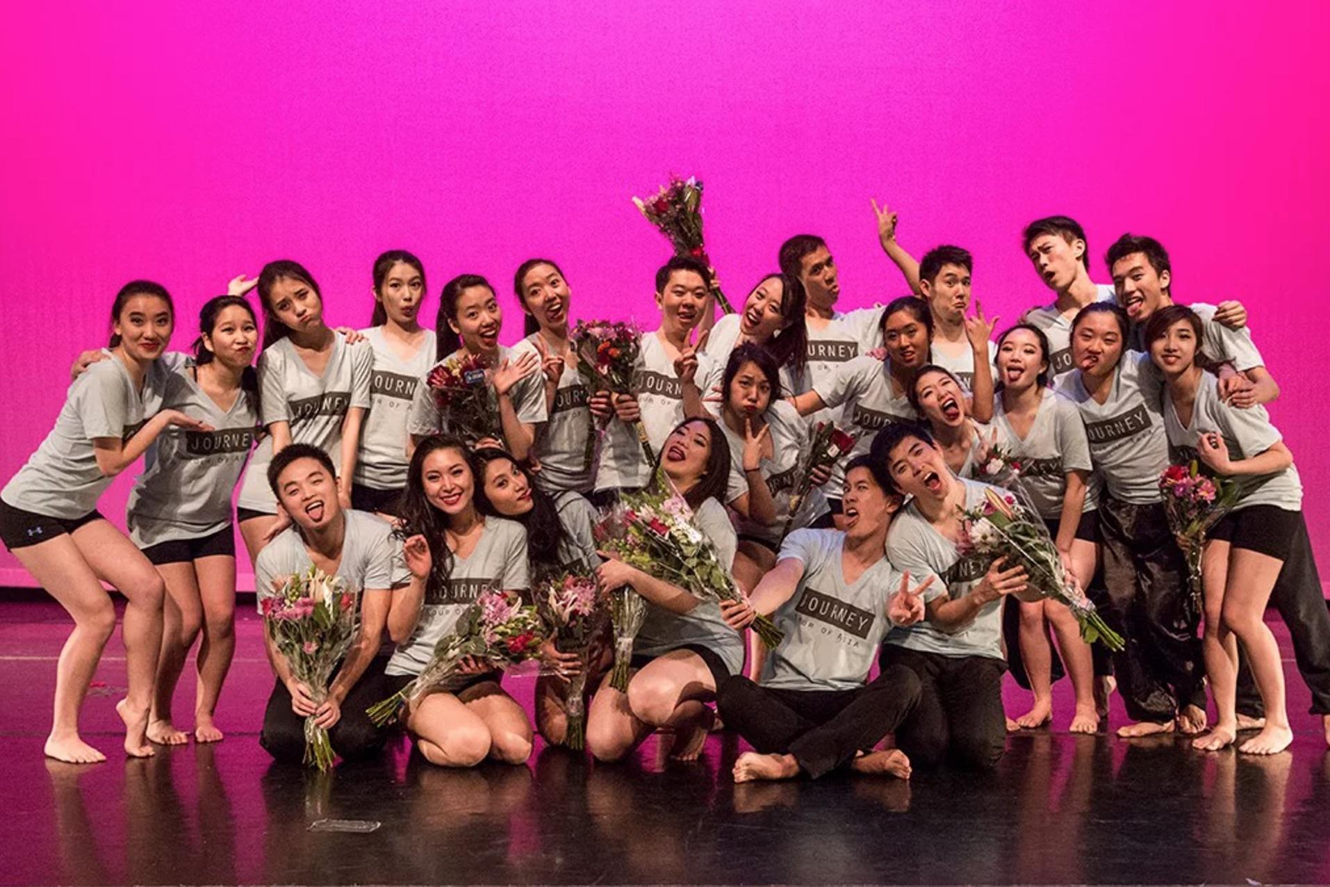 Class of 2015 - Renyao Wei, Mengshu Shen, Qingying Xia, Christine Wu, Steven Huang, David Kim
