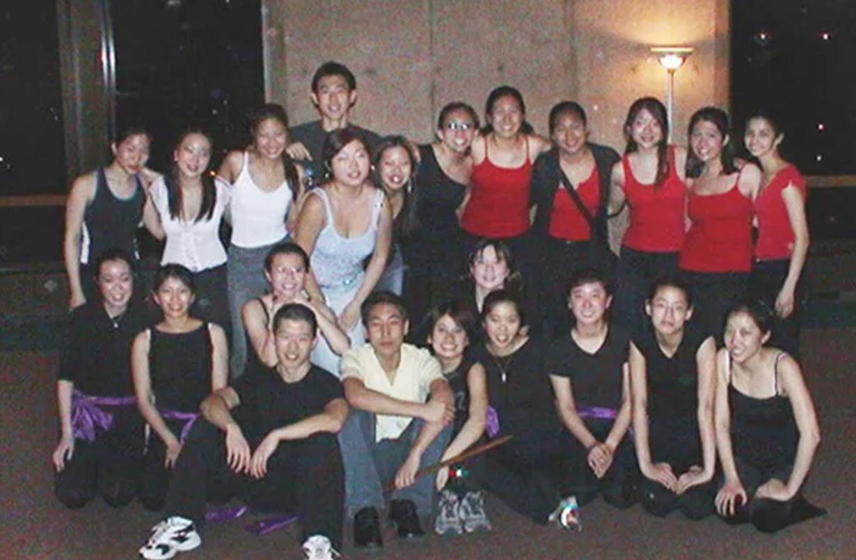 Class of 2002 - Alice Wu, Boram Kim