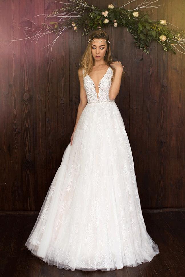 Sarah's Closet Wedding Dress 1
