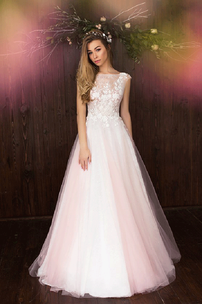 Sarah's Closet Wedding Dress 4