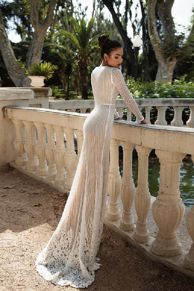 Sarah's Closet Wedding Dress 5