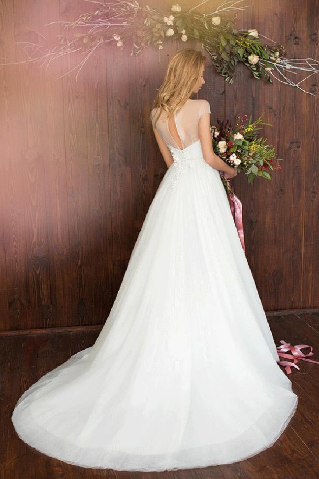 Sarah's Closet Wedding Dress 6