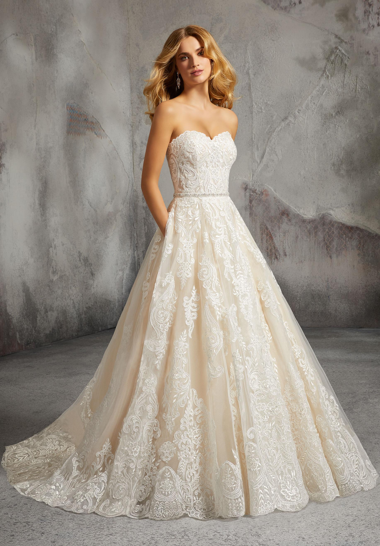 Morilee Wedding Dress 3