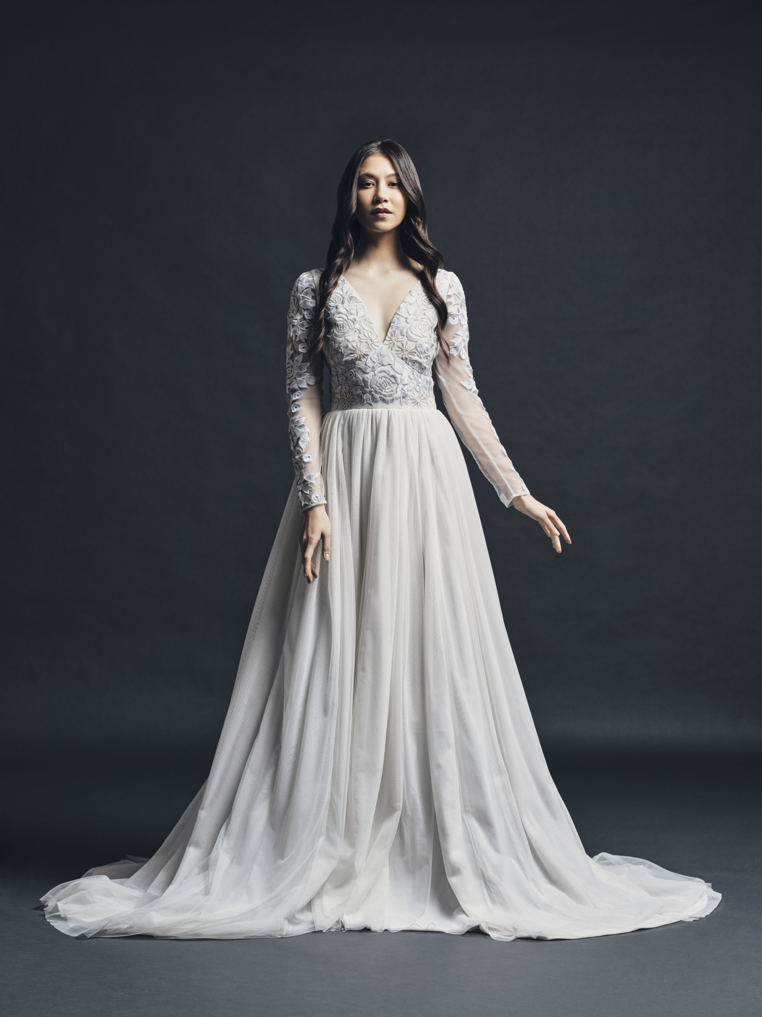 Chic Nostalgia Wedding Dress 4