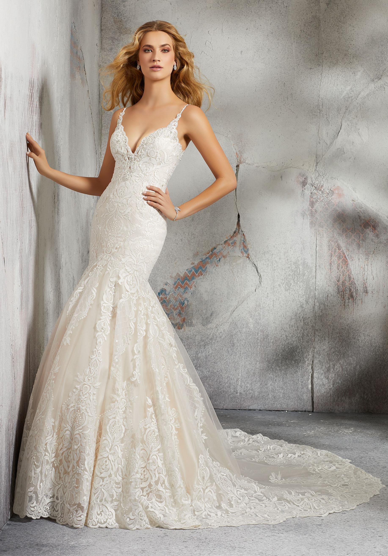 Morilee Wedding Dress 6