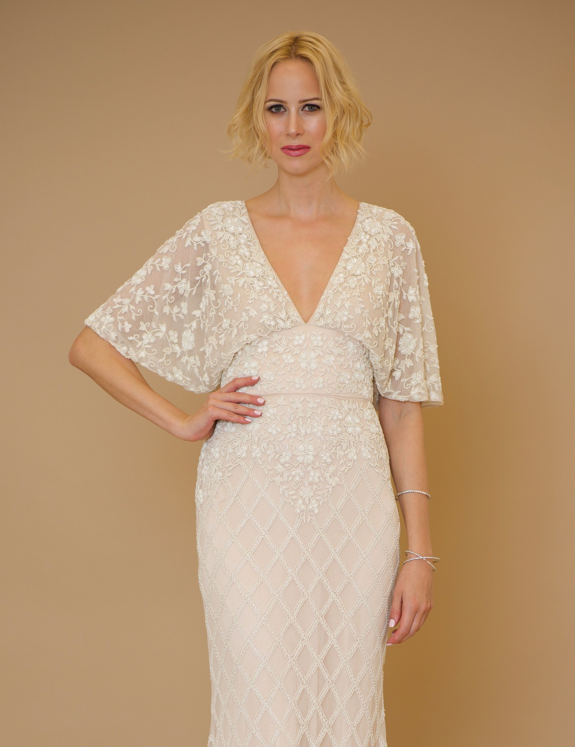Chic Nostalgia Wedding Dress 2