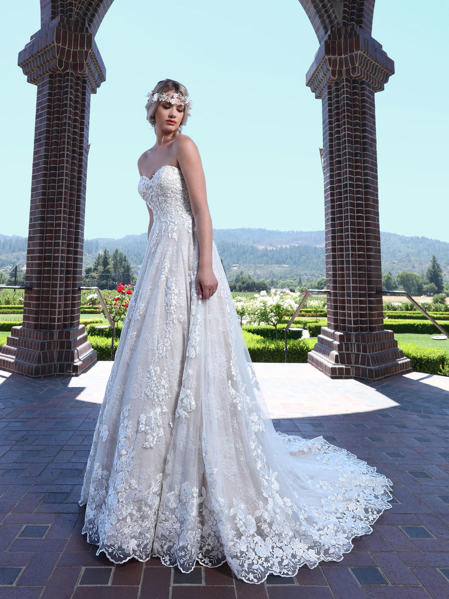 Morilee Wedding Dress 3