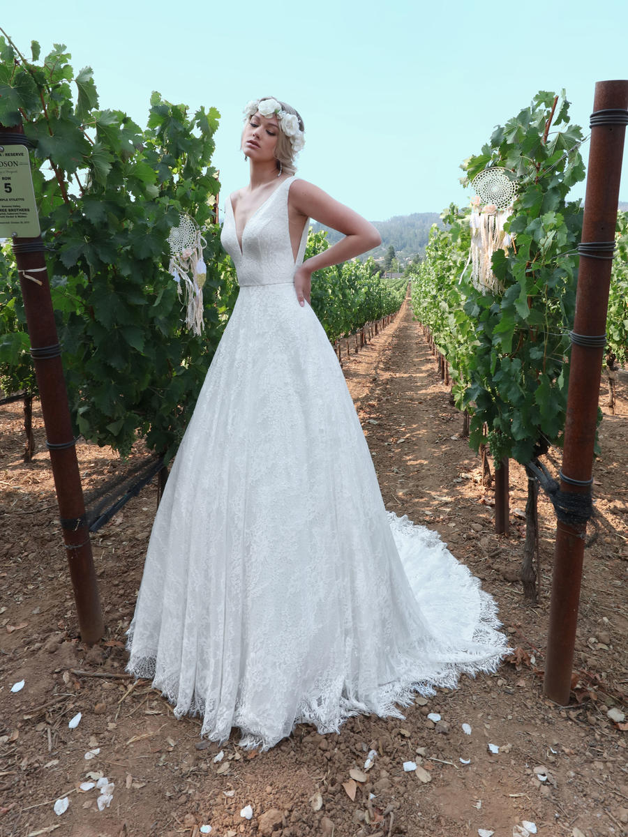Morilee Wedding Dress 6