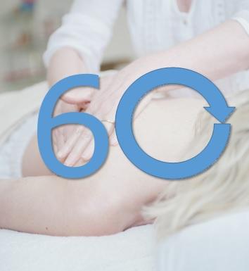 60 minute massage - $73