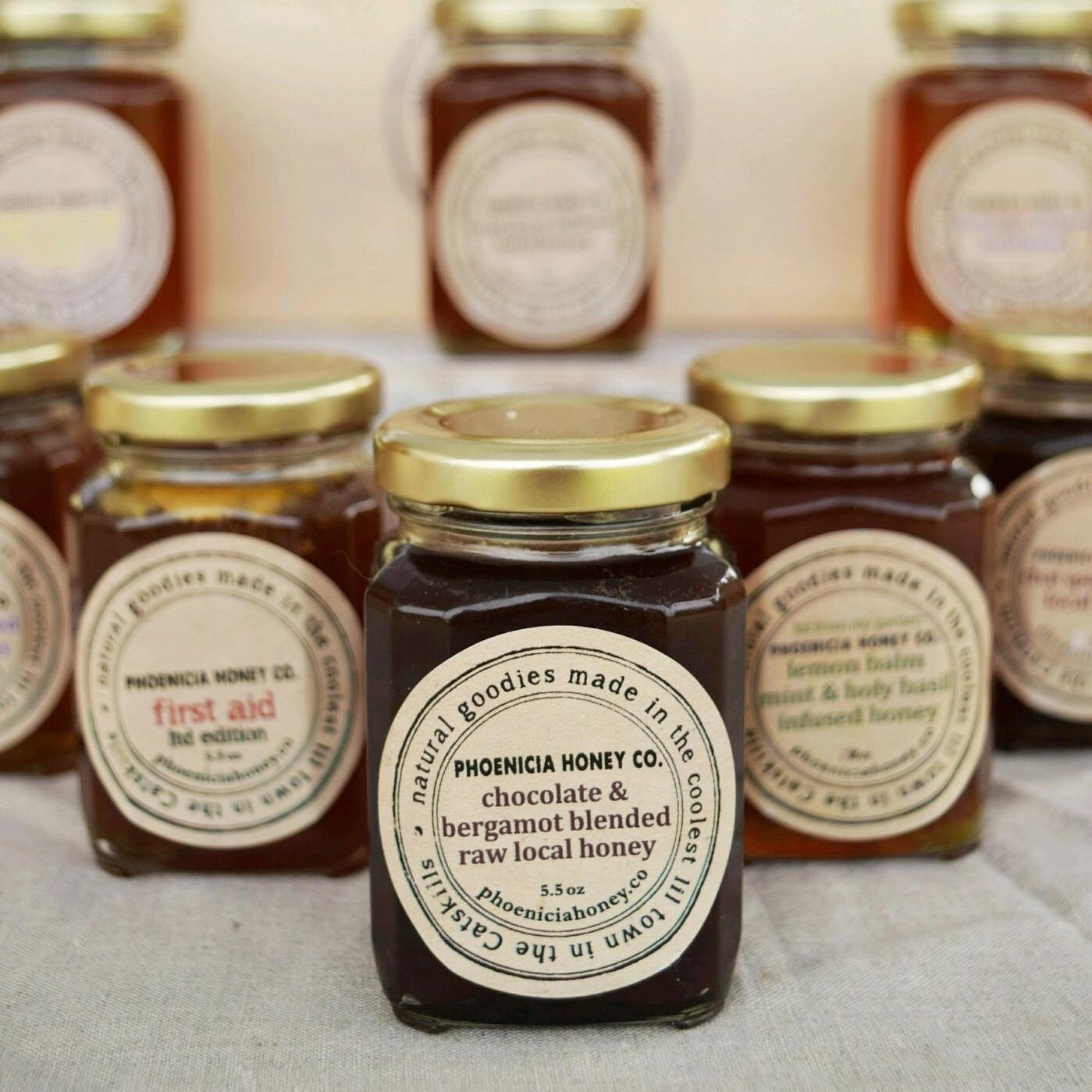 Phoenicia Honey Co., Honey Skincare & Candles