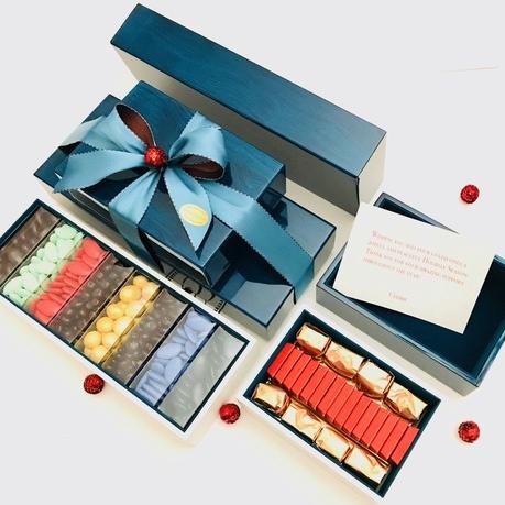 Les Cinq Amandes, Artisanal Chocolates, confections & Gifts