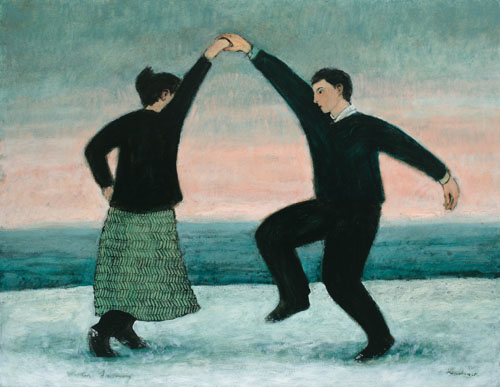 Winter dancing