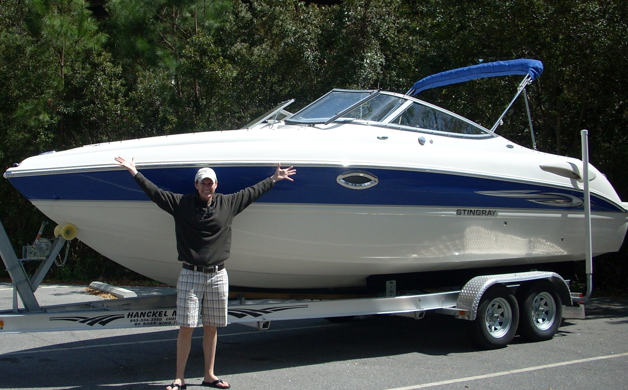 First Boat!
