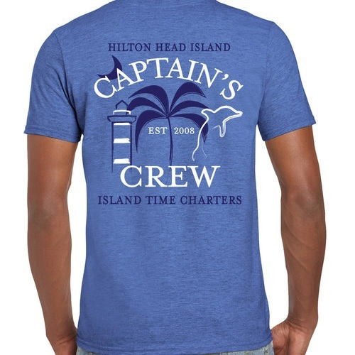 New T-shirts & Merchandise Coming Soon! - Get one free when you join the Captain's Club!