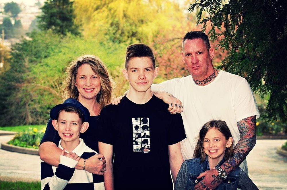 Frances Stone & Family