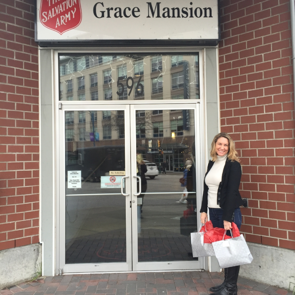 Salvation Army's Grace Mansion