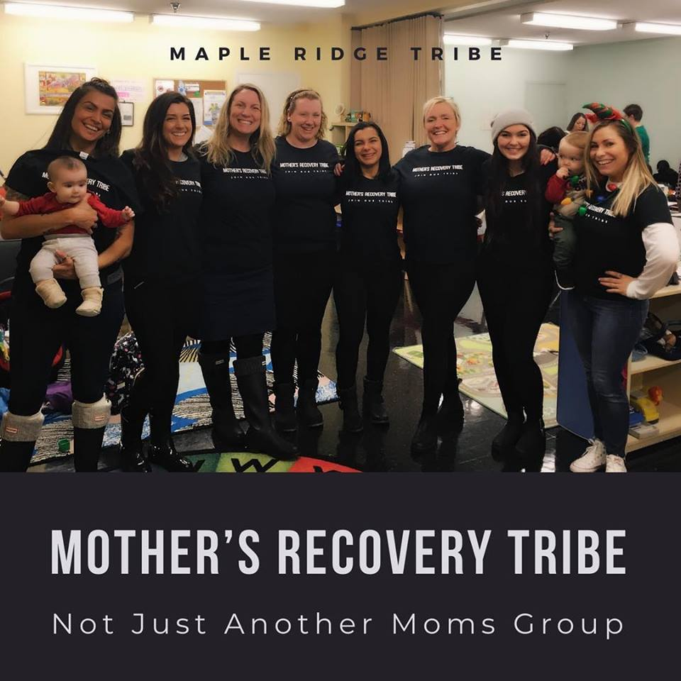 Mother's Recovery Tribe Christmas Party 2018