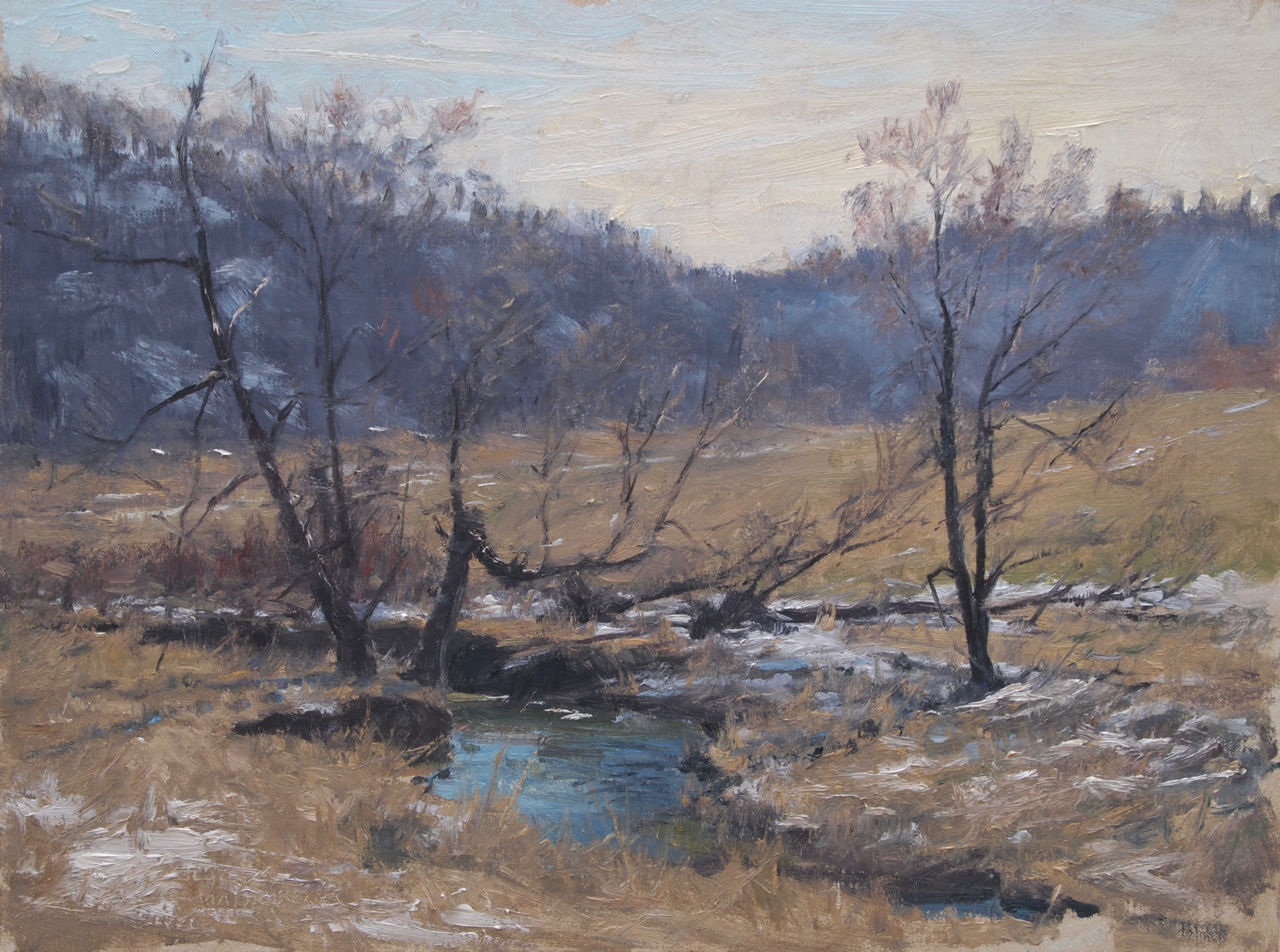 SOLD - Waning Winter