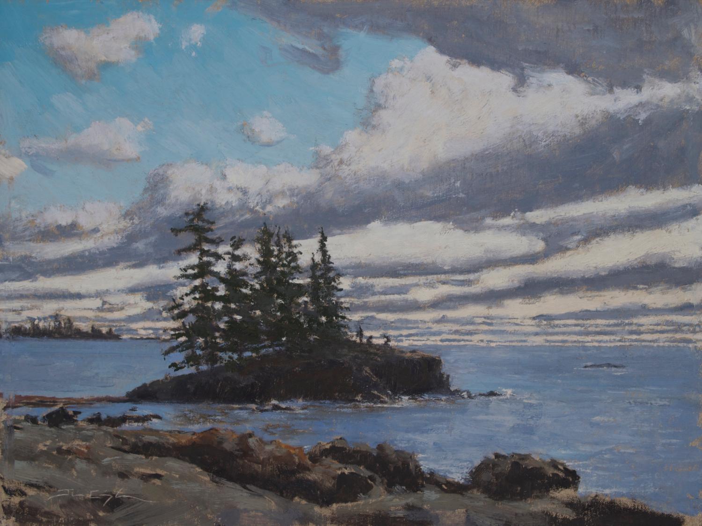September on the Shore (Field Study).jpg