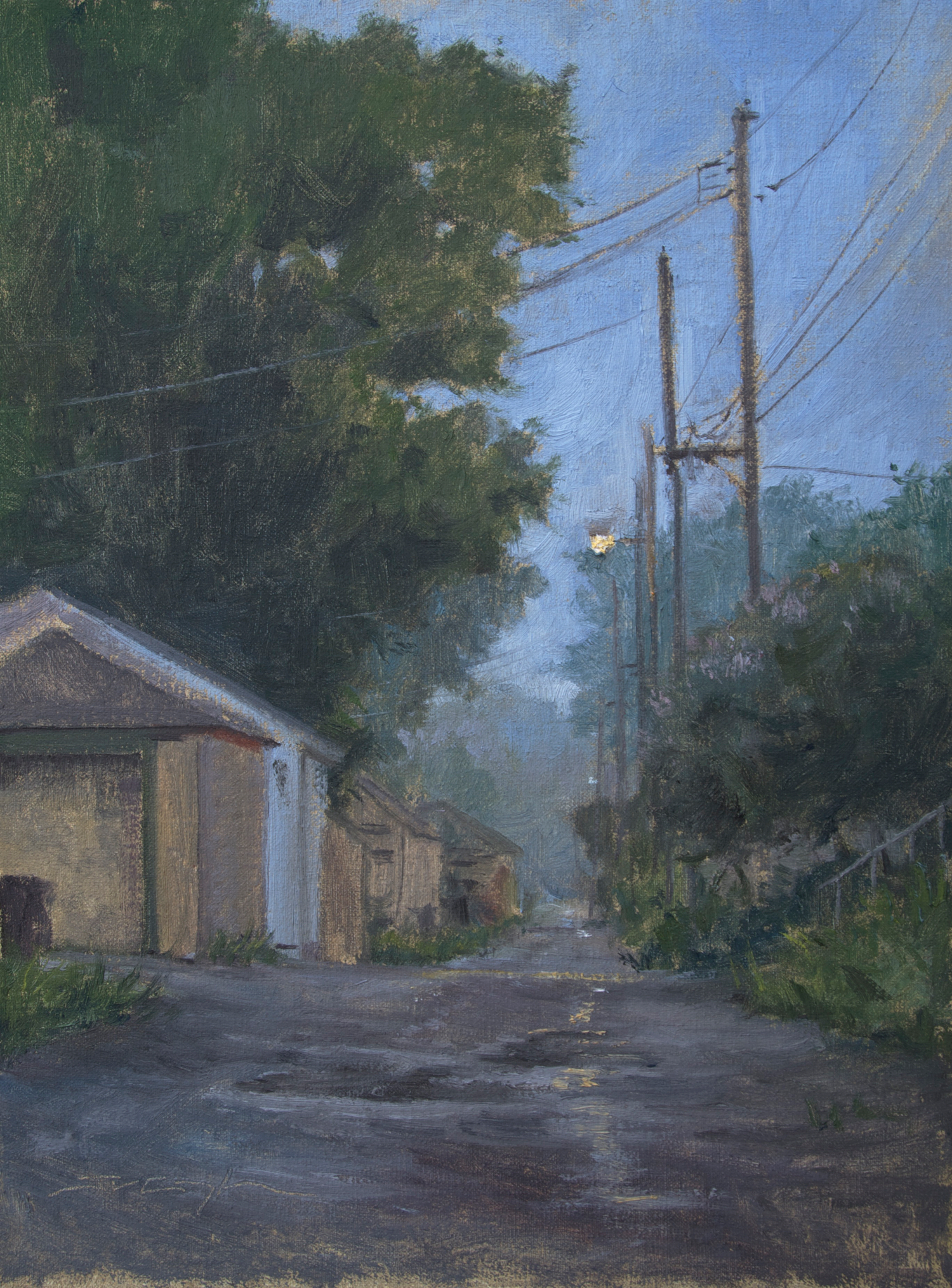 SOLD - After the Rain