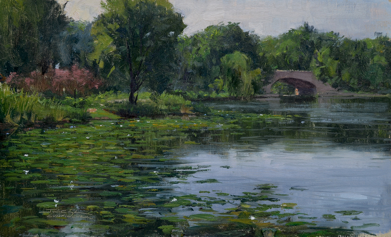 SOLD - Lake of the Isles
