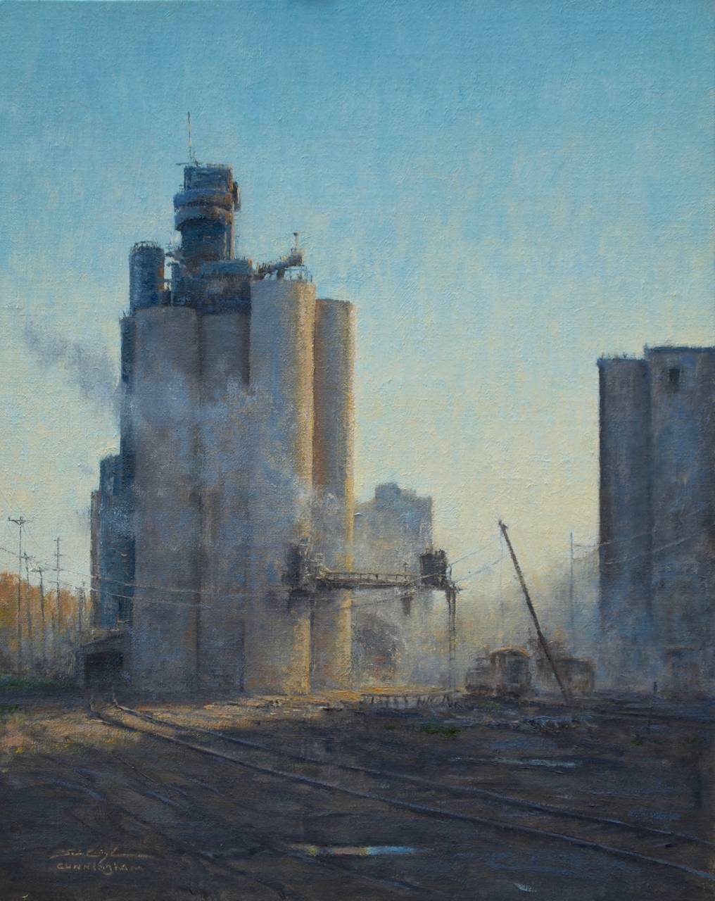 SOLD - Dust and Steam