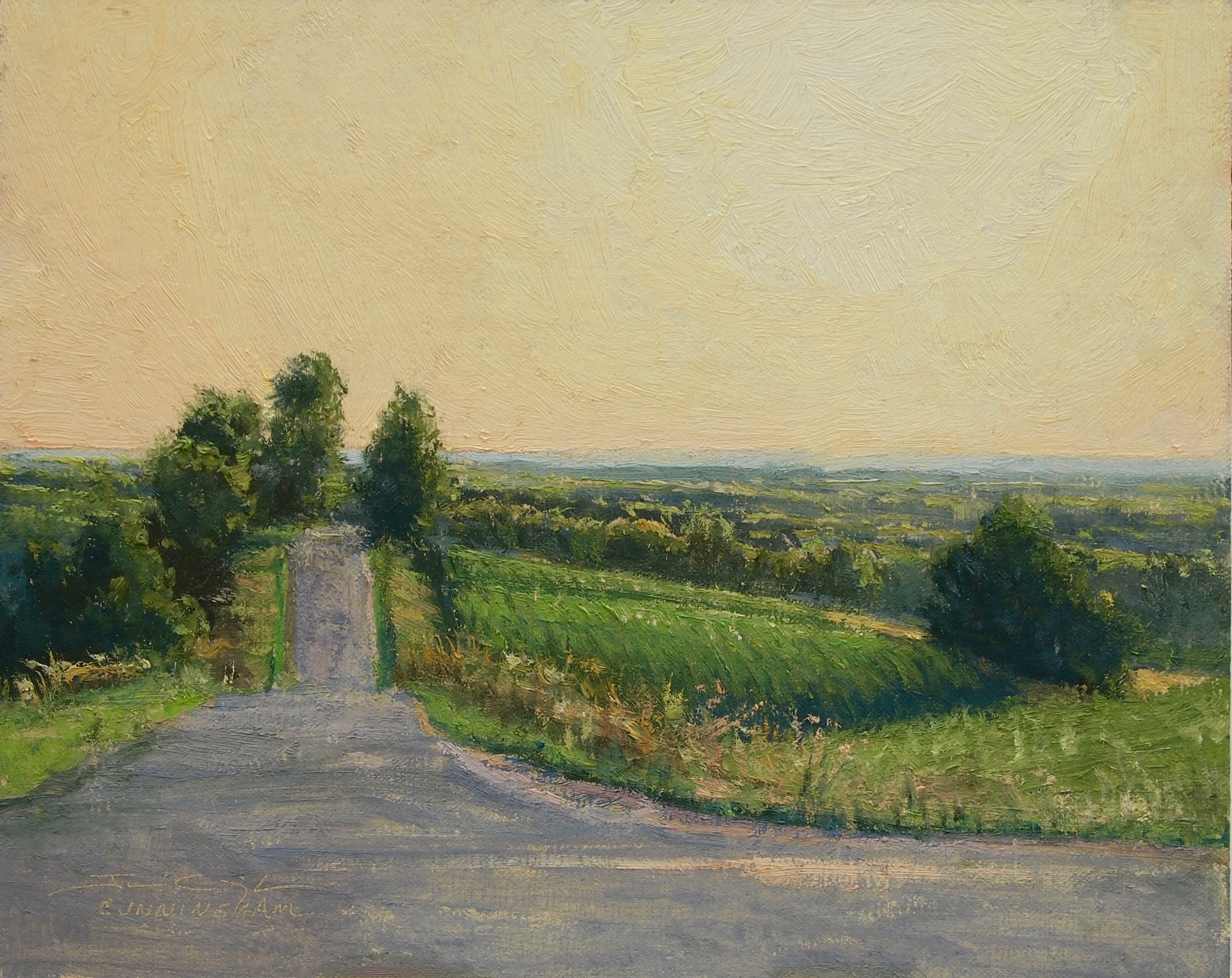 SOLD - The High Road