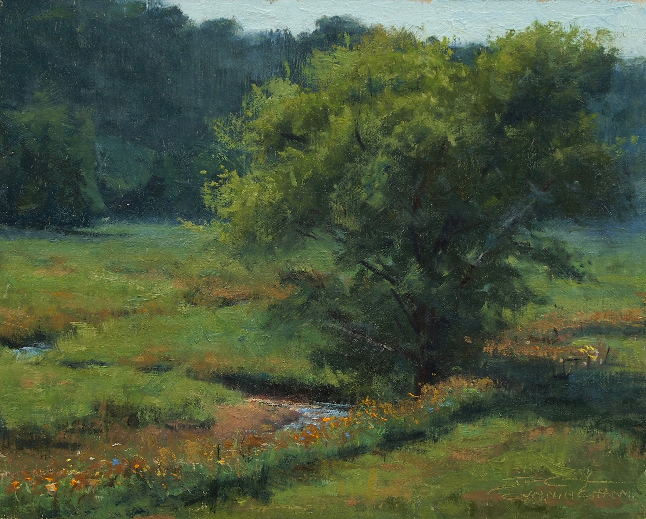 SOLD - Winding to Decorah