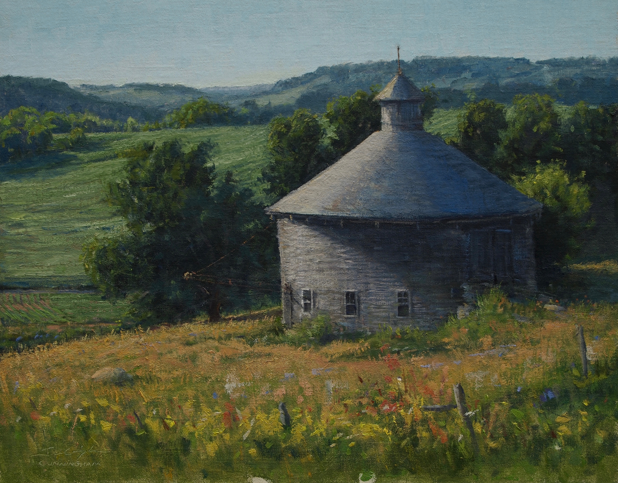 SOLD - 'Round Chatsfield