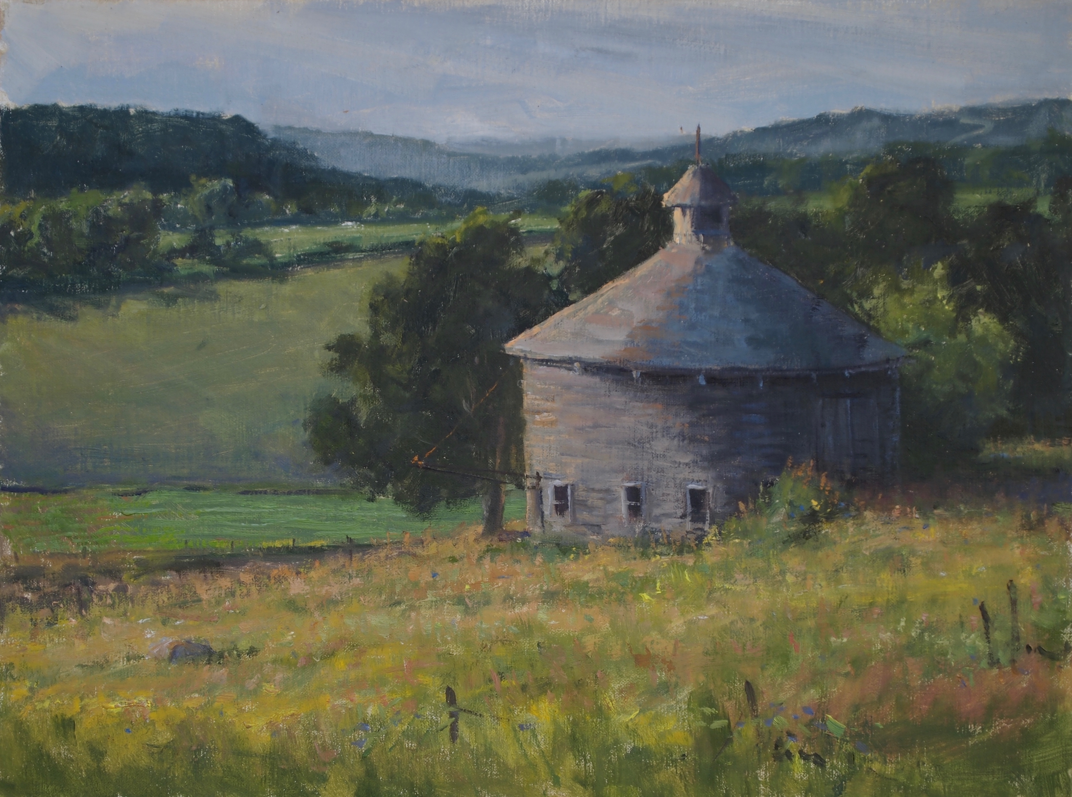 SOLD - Evening 'Round Chatsfield