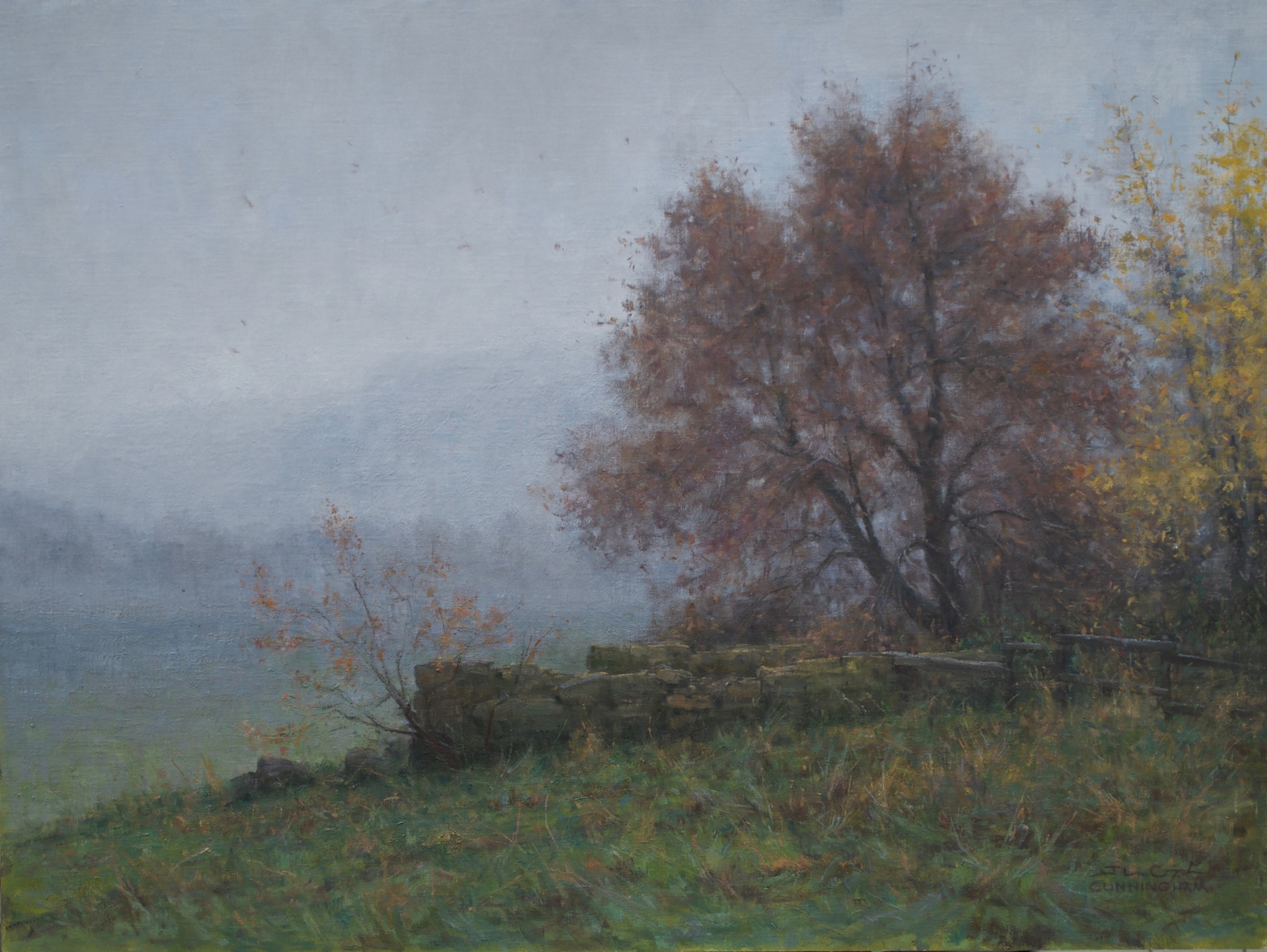 SOLD - Veiled Valley