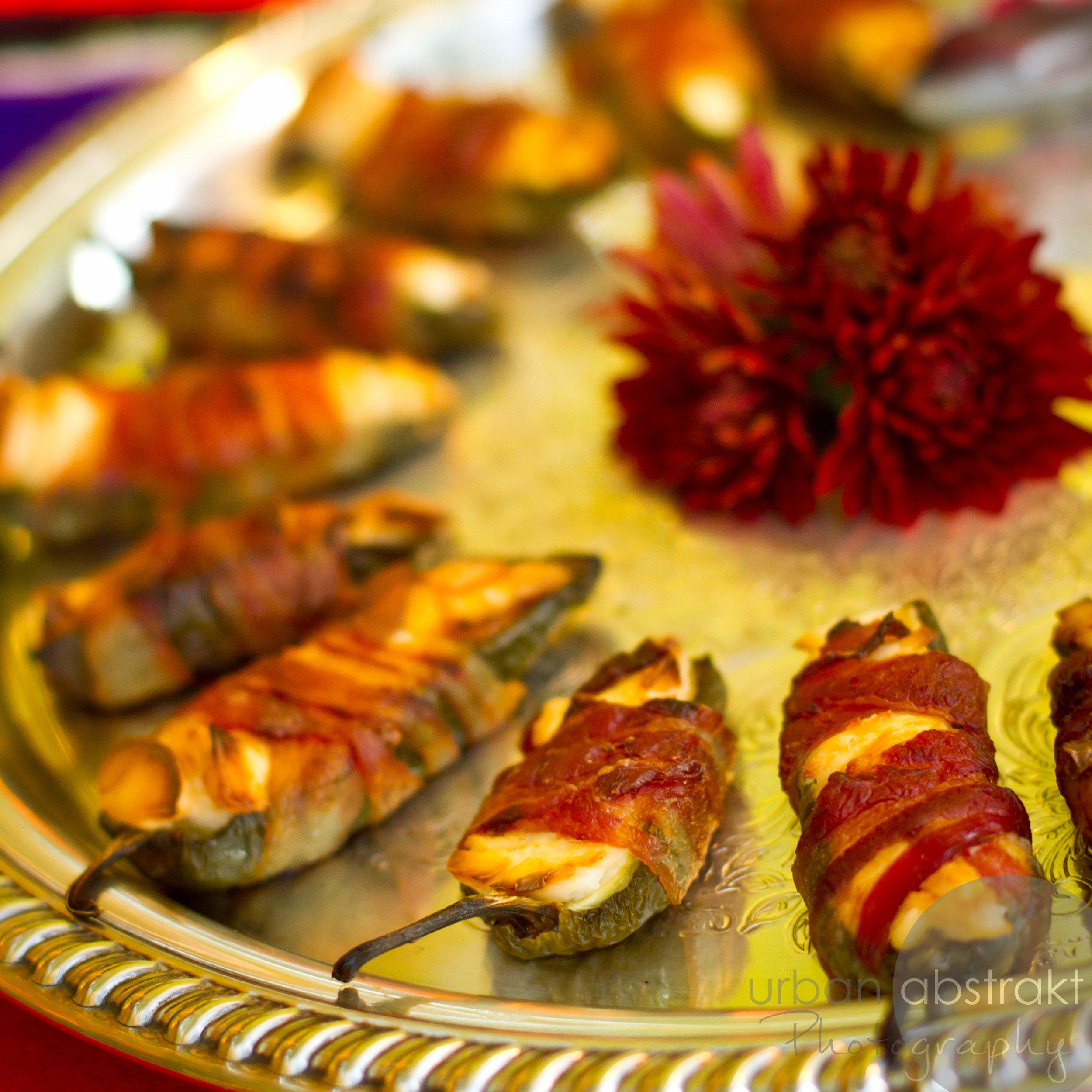 jalapeno wrapped food image