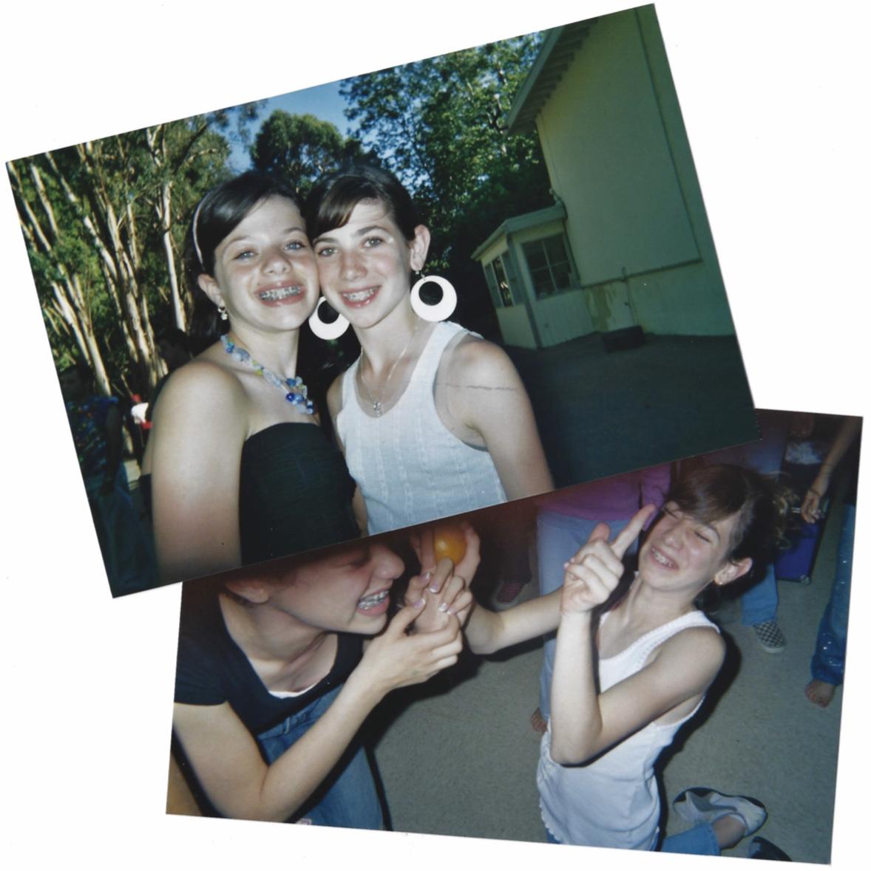 Camp Hess Kramer, Summer 2005 ~ The year we met!