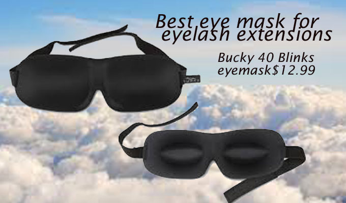 Best eye mask for eyelash extensions