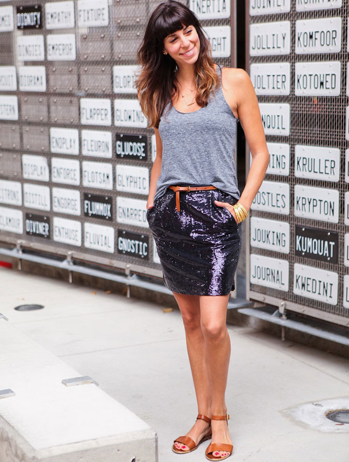 how-to-dress-down-sequins-