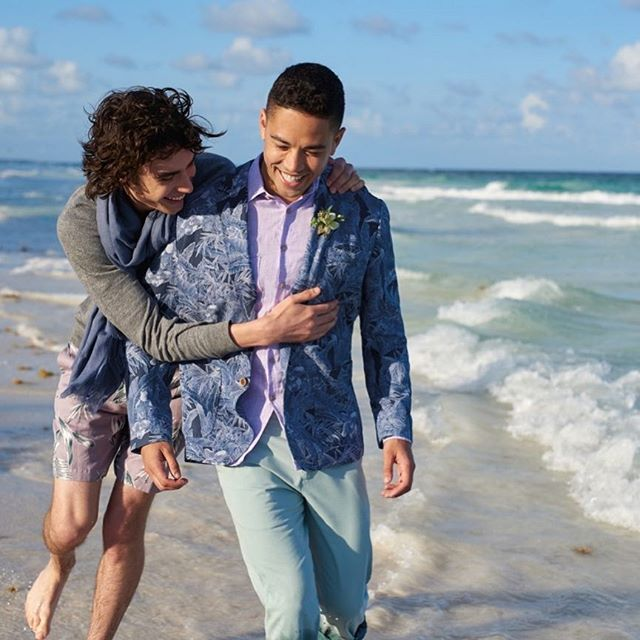 Ok last one, I have all the BTS photo's on my blog via my website, link in profile if you are interested in all the looks that didn't make it in the shoot! . . . #fashionstylist #tulumfashion #beachweddings #grooms #beachgroom #beachgrooms #groomsmenstyling #seattlefashionstylist #seattlewardrobestylist