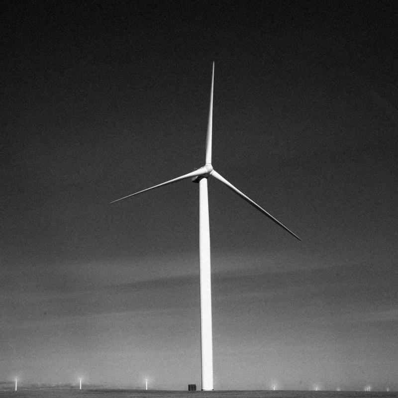 Windmills, Wasco County #2, Apr 2017