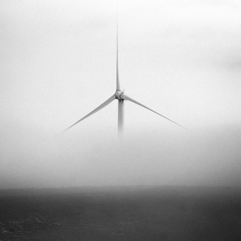 Windmill, Wasco County #11, Feb 2017