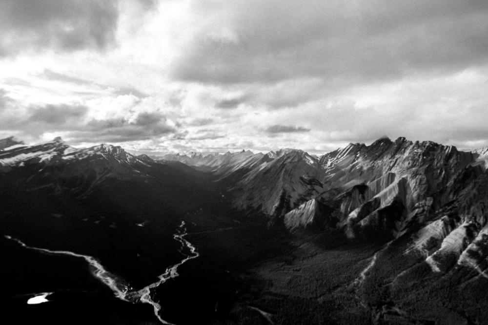 Above the Rockies, Alberta, Jun 2016