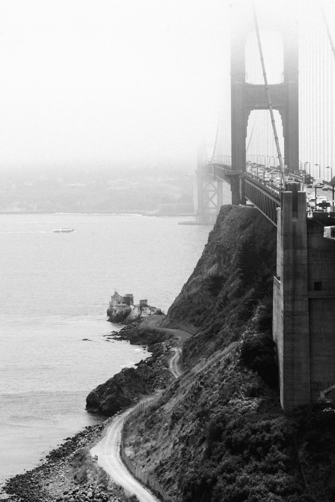Golden Gate Bridge ~1, Jun 2015