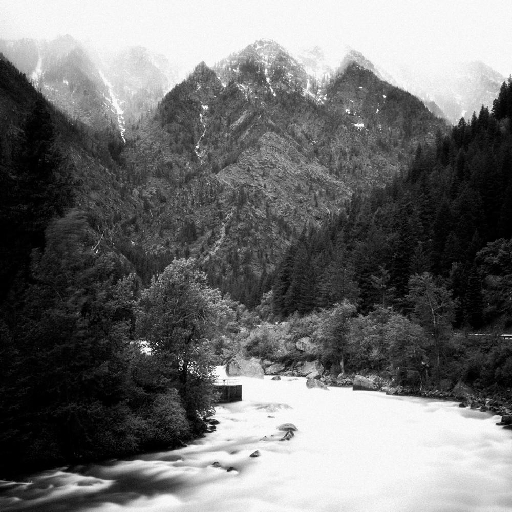 Wenatchee River, May 2017