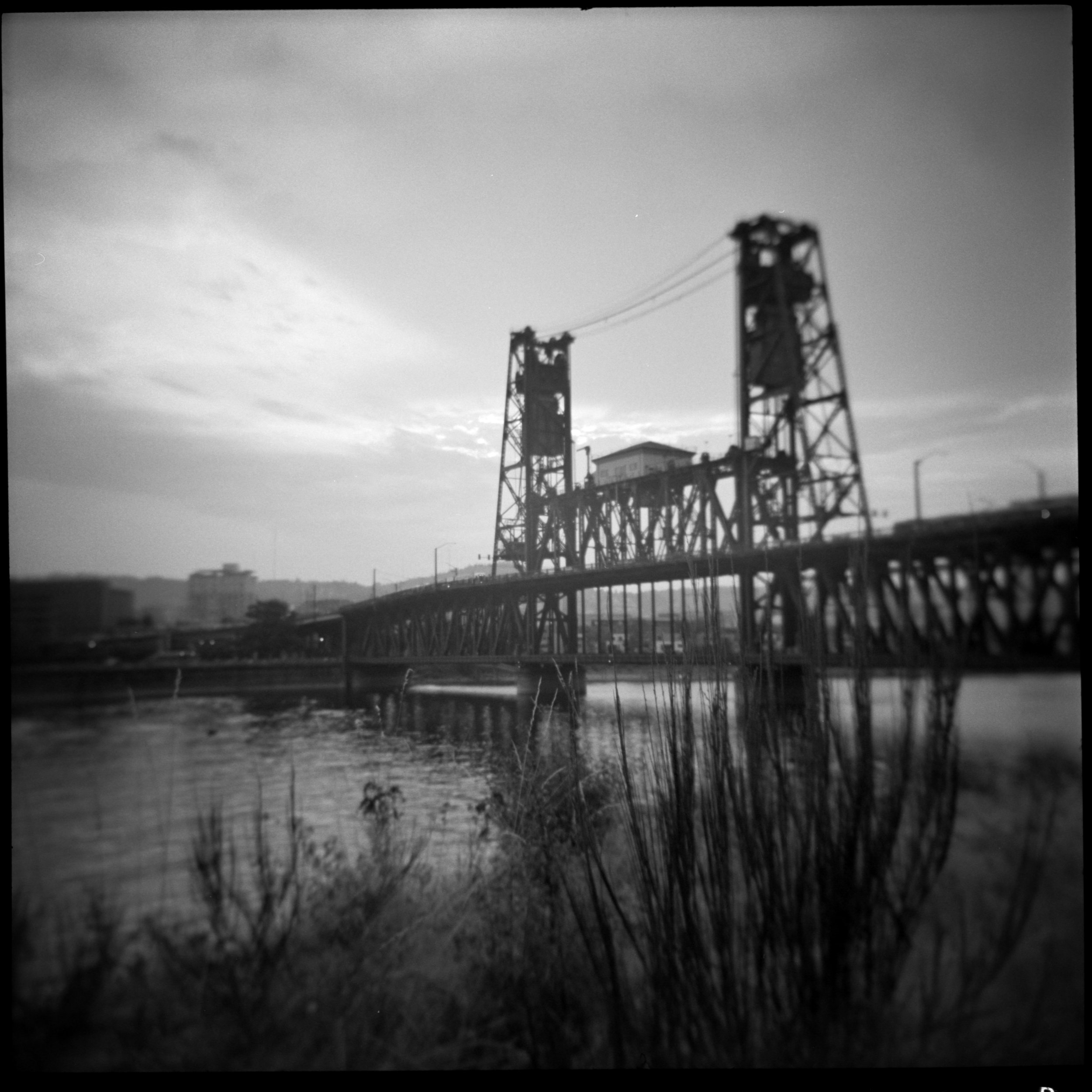 Steel Bridge, Portland, OR, 2017