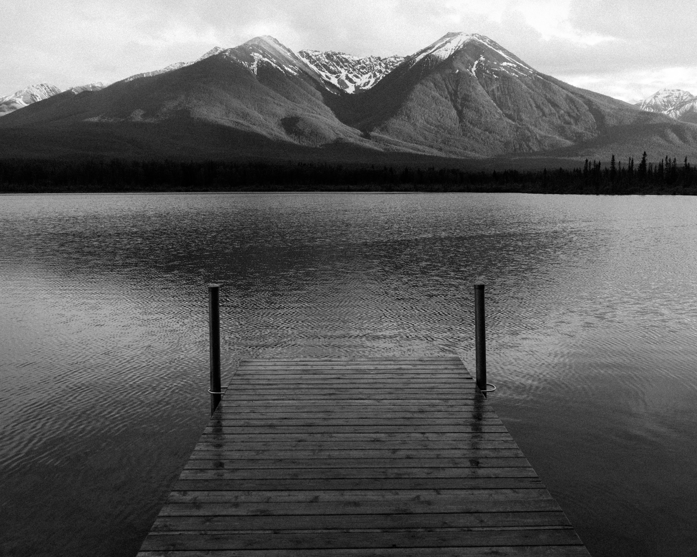 Vermillion Lakes, Banff National Park, Alberta, May 2016