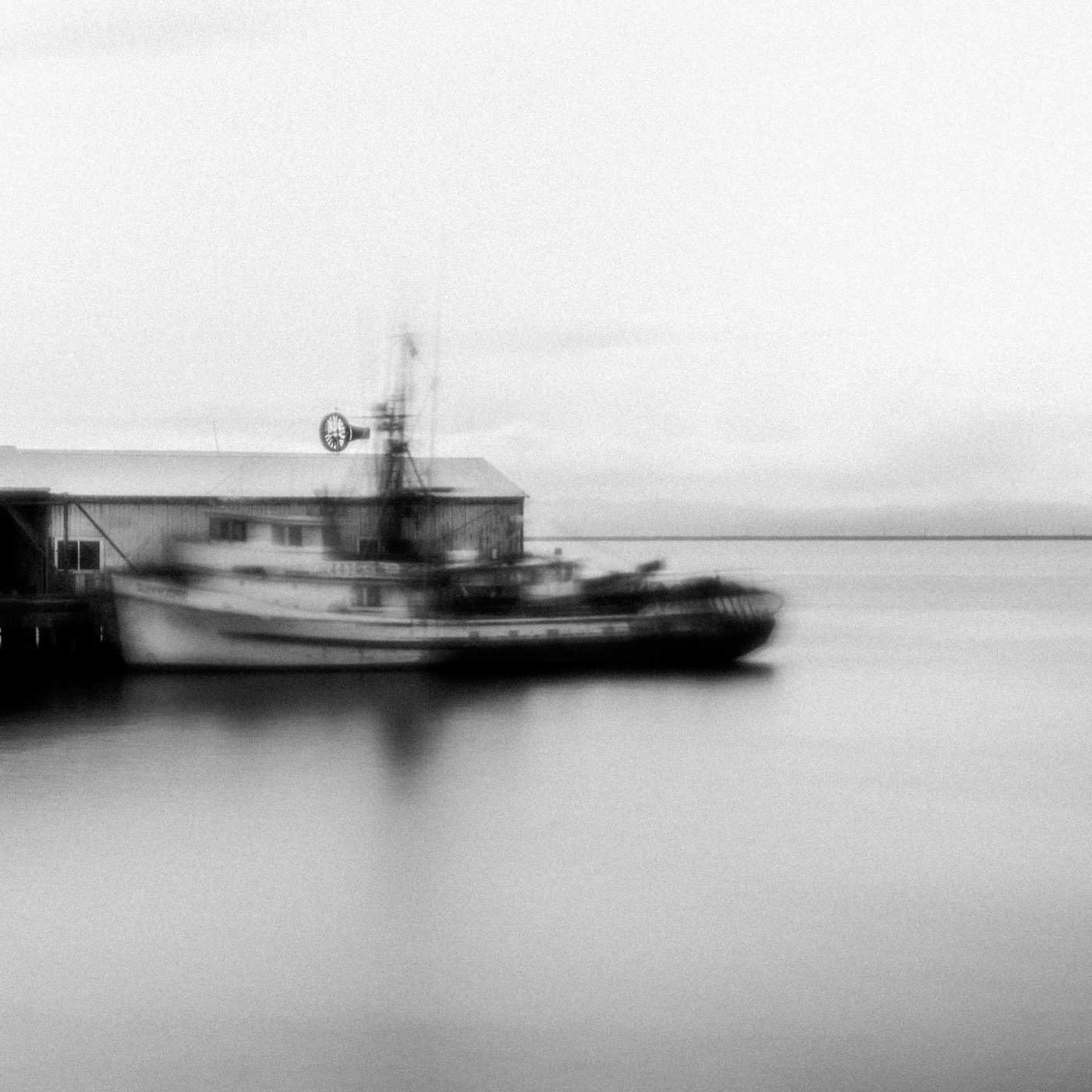 Boat, Port Angeles, May 2017