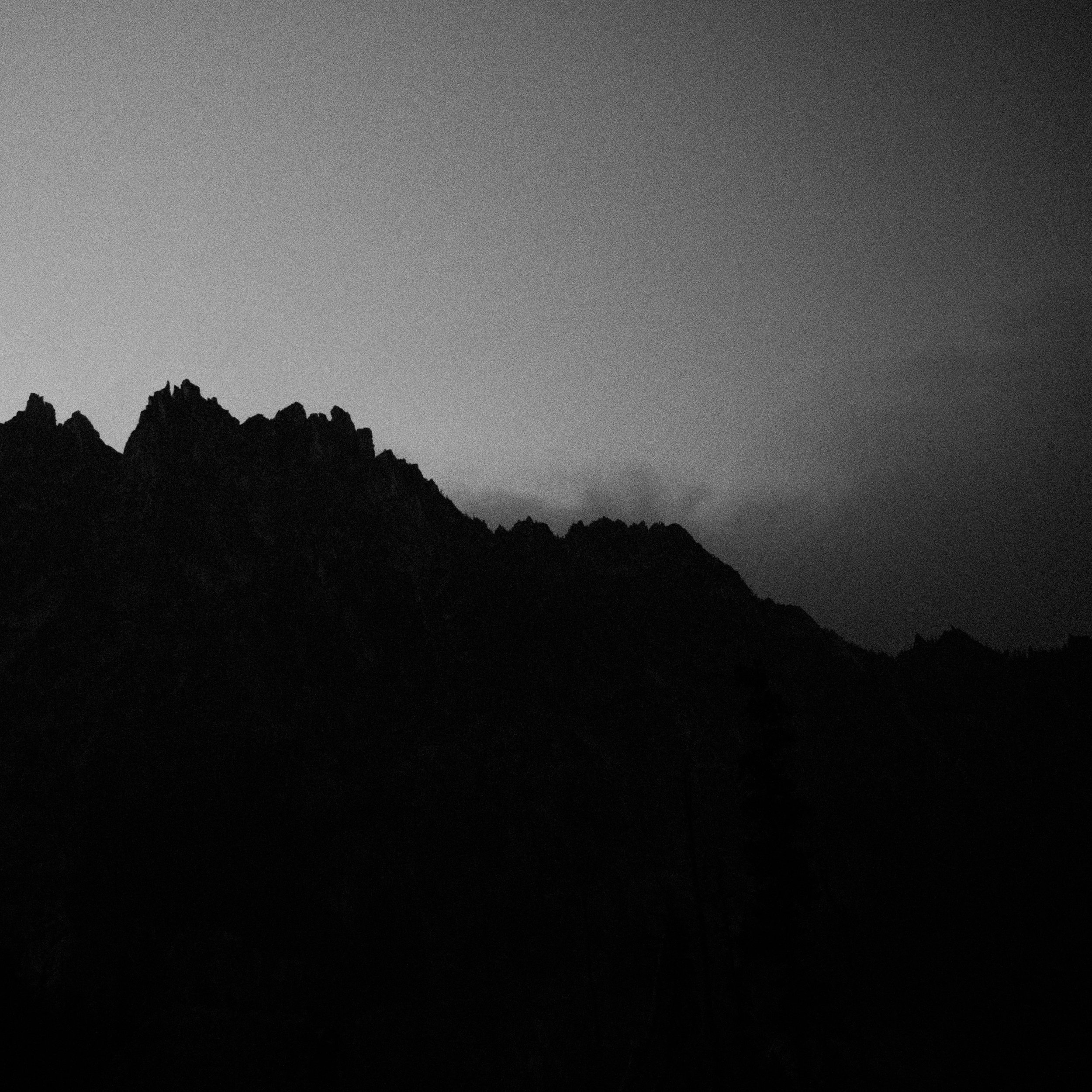 Past Blue Hour at the Alpine Lakes Wilderness, September 2017