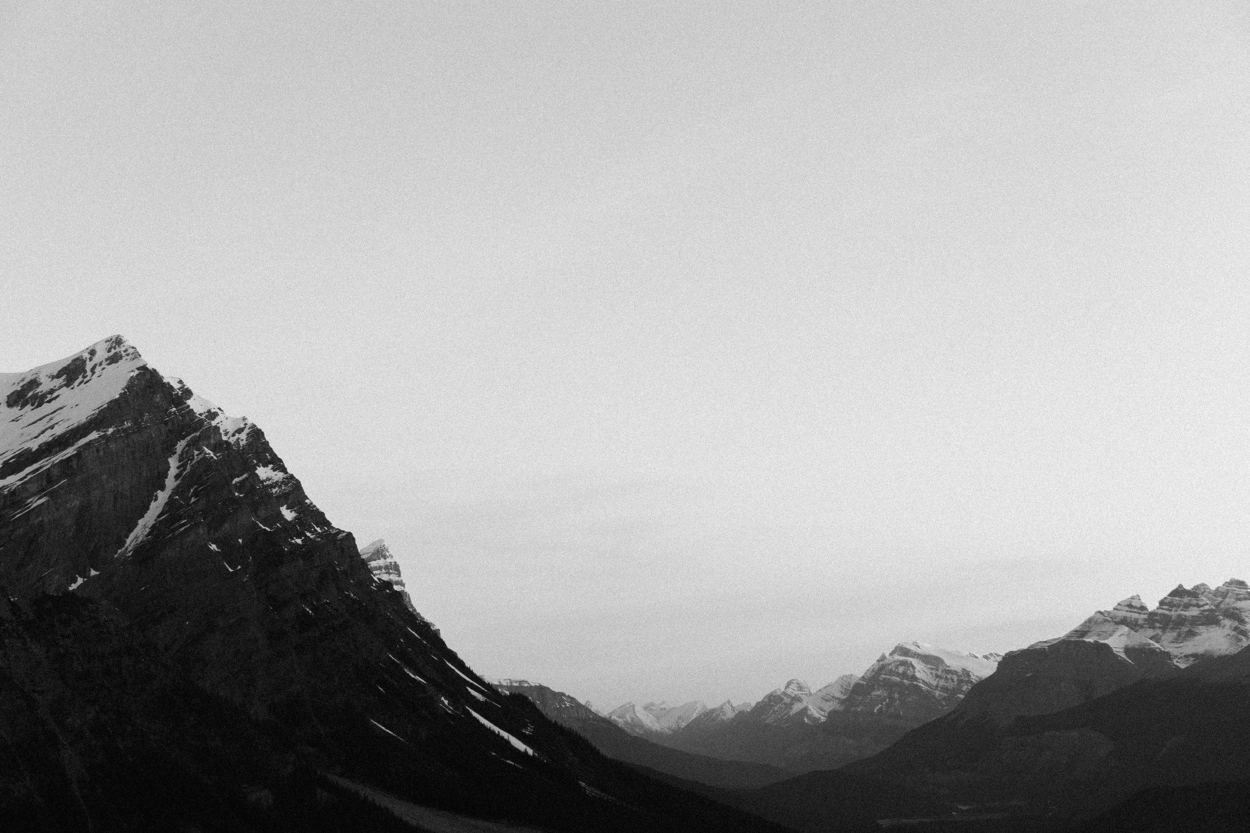 Canadian Rockies, May 2016