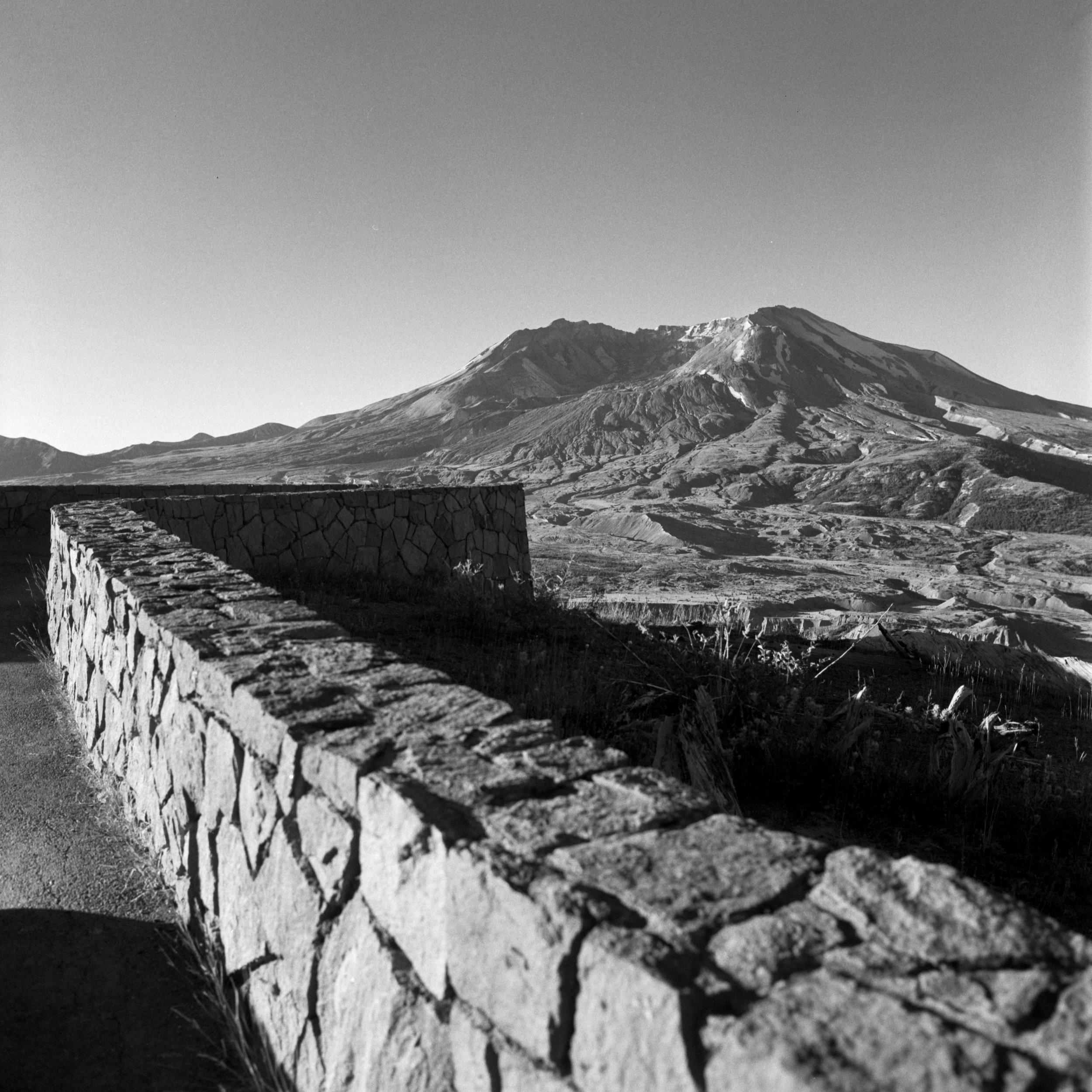 Mt St Helens, July 2017