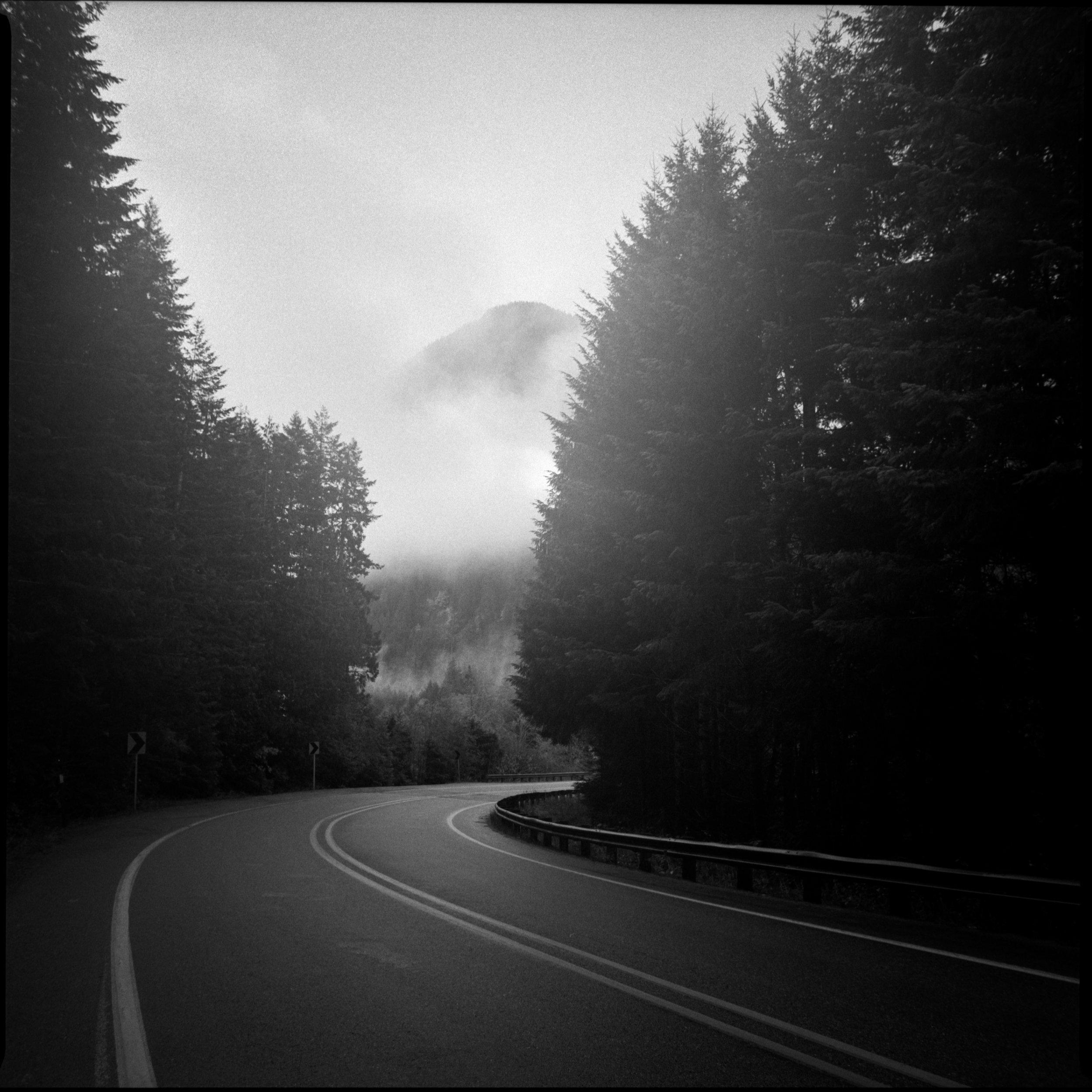 North Cascades Highway, October 2017