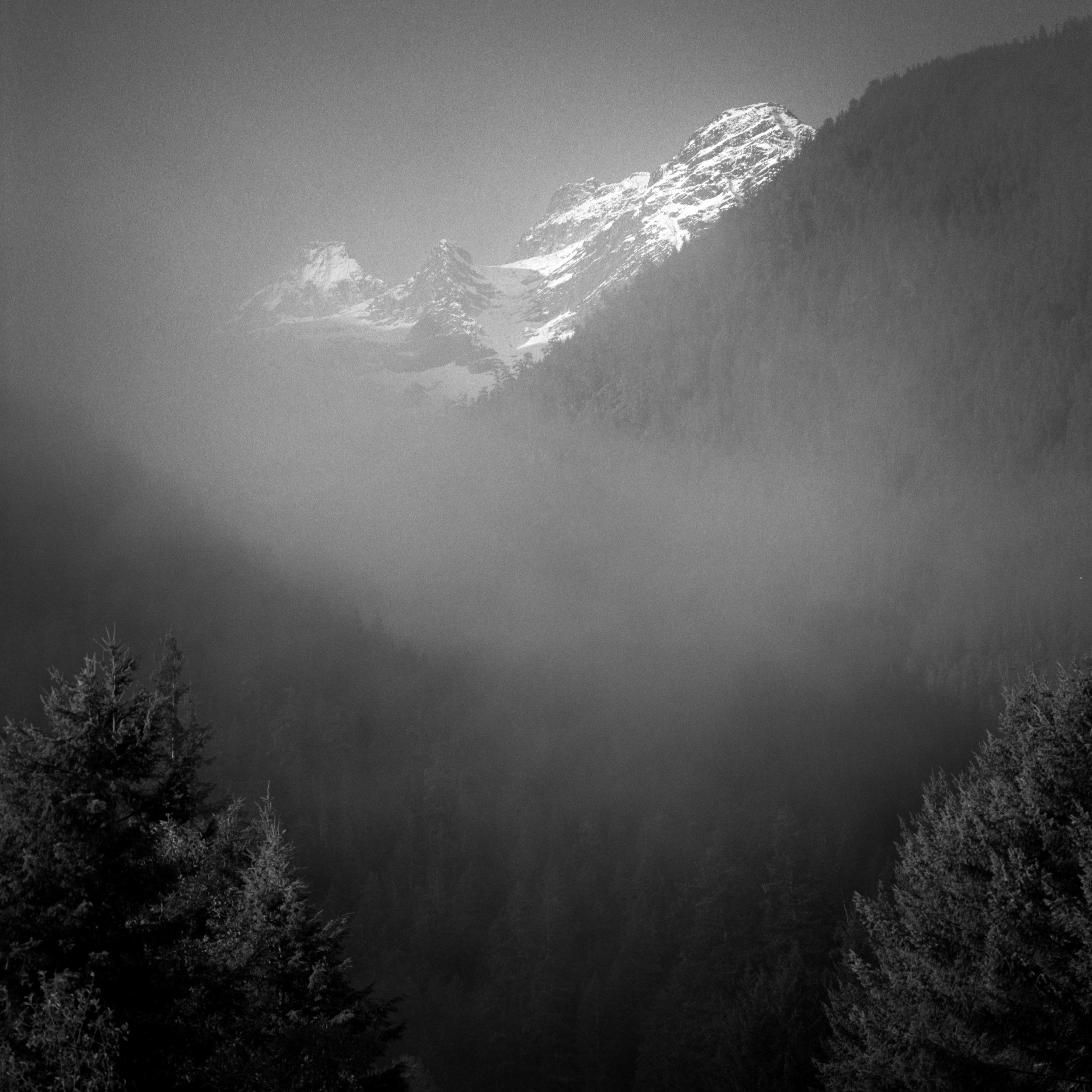 North Cascades, October 2017