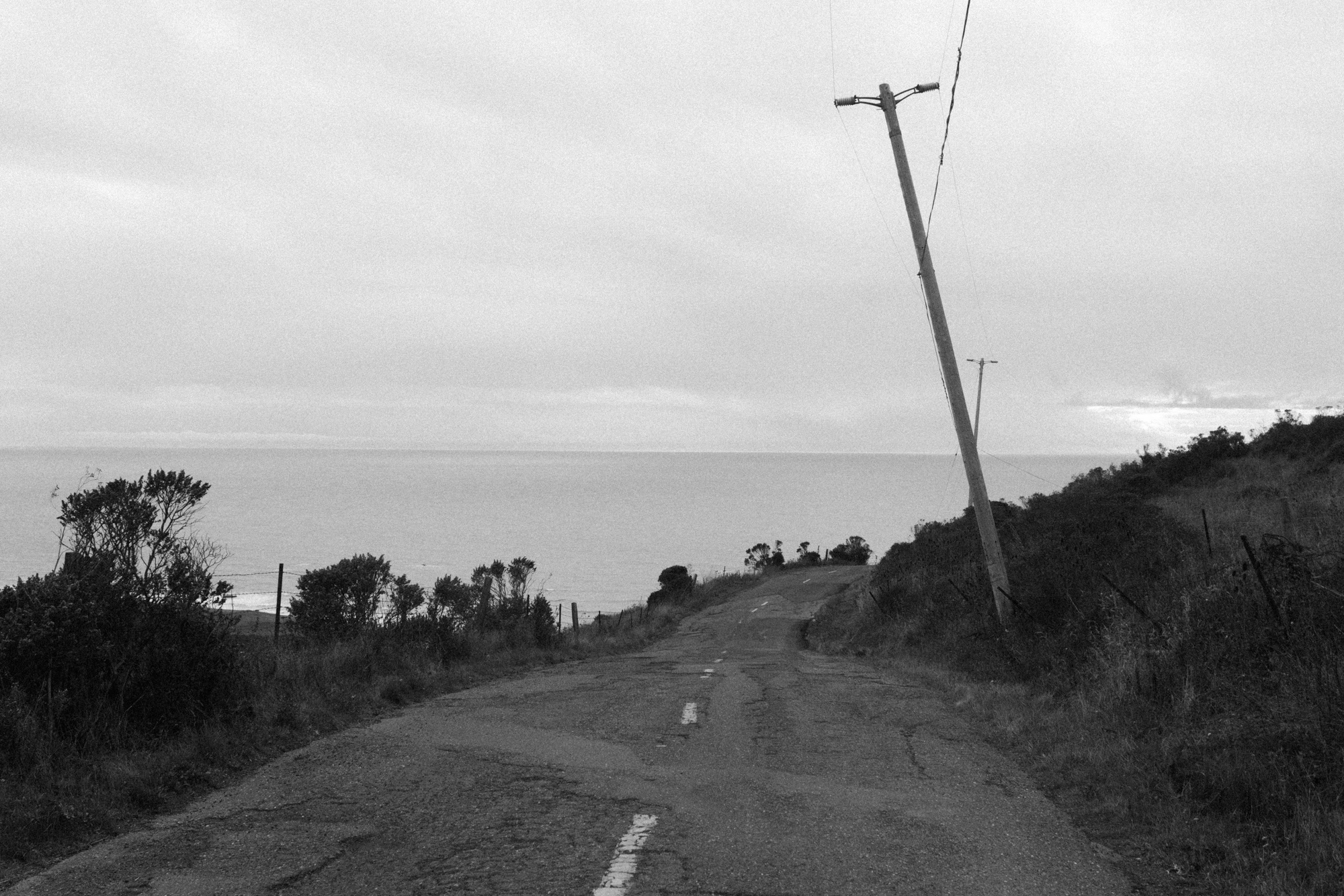 Country road, take me home...